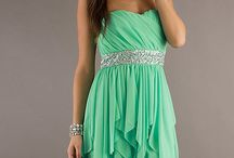 Graduation dresses / These are some dresses I would wear to my grade 6 graduation next year