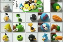 Angry Birds / by Carmenelba Rivera