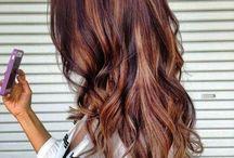 Hair colors sawo matang