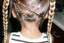 hair idea for Granddaughter / by Nancy Alexander