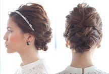 可愛いヘアスタイル