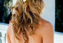 Not wedding hair