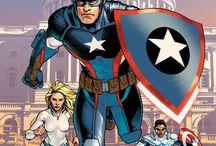 Captain America Covers / Captain America