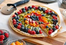 Fruit #pizza