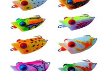 Frog Soft Plastic Fishing Lure / Frog Fishing Lure Made of Soft Plastic Material