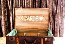 Wedding Card & Gift Holders
