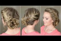 Vlasy / Ucesy&inspirace