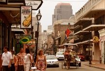 New Orleans/Nashville Trip / by Karine Blanchet