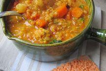 Cuisine: soupe