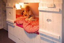 Kids slaapkamer (diy & overig)