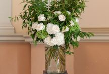 URNS / Urn and pedestal inspiration. This board is a mixture of our designs and other floral designers.