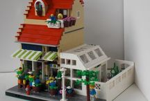 Interesting LEGO stuff