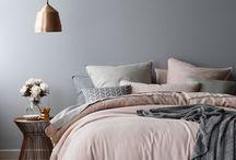 Bedroom - pastel