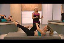 Fitness: Pilates & Yoga / by Joyce Weidt-Shasteen