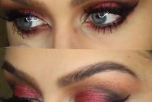 Devil make up