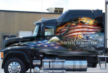 "Airbrush / ""tetování"" aut, kamionů, motorek..."