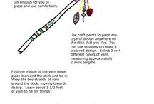 Cub Scouts - Hiking Sticks