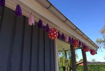 Prinsesse fødselsdag / Diy til min datters 3 års fødselsdag hvor ønsket var Disney prinsesser