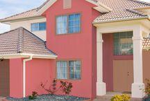 casa #fachada # hogar #color
