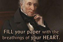 William Wordsworth / by carol rogerson