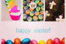Easter Y'all .... Bunnies ...chocolate and all things pastel / Cupprimo designs custom cupcakes for each and every holiday… We bake fresh and decorate our holiday cupcakes until you beg for mercy.