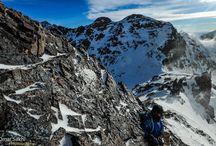 alpinisme aventure photographie / alpinisme...Photographie...sports..randonnée de glace ...