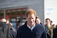 Prince Harry comes to Stewart Island / Prince Harry visited Stewart Island on the 10th and 11th of May, 2015. Here are a few pictures from his trip.