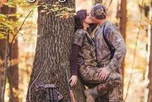 hunters in love