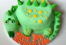 Archie's birthday cake