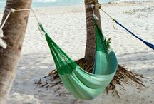 Hammocks make you happy!