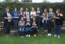 Hen Parties  / Eastnor Pottery offers great experiences for hen parties