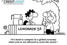 Financial Humor / Personal finance levity & humor.
