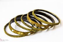 Hi Fashion Bangles / Top of the class in fashion, these are the bangles that sets the mood for party or work.