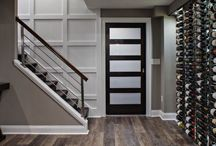 коридор,  общий стиль