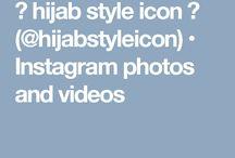 Hijab styl