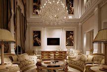 Luxury homes / luxury interior