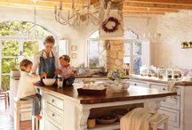 cocina rustica