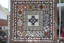 QUILTS MADE BY ME / by Kathy Parks