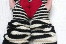 Crochet - Gloves/Mittens / by Angie Chrisman