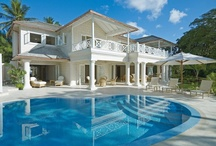 Paradise in Barbados / Barbados is a paradise location, especially if you currently live somewhere cold and rainy 365 days a year! We've got a range of properties in some beautiful locations with stunning views. We put some of the best photos on Pinterest, but there's plenty more so check our website for more: www.propertyabroad.com. Don't forget to click on the image to view the advert and see more photos of the properties!