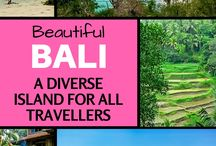 Bali / Explore Bali like a pro with these Bali travel tips and itineraries for independent travellers.