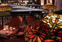 Billiards Rooms / Some nice realizations