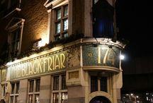 The Blackfriar / English pub in London