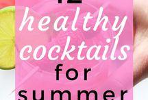 unBar Recipes / Non-alcoholic Adult Beverages
