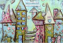 Crafts: Whimsical Houses