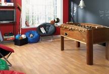 Recreation Room / by Tarkett Residential (N. America)