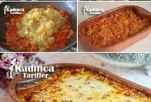 köz patlıcanlı tavuk