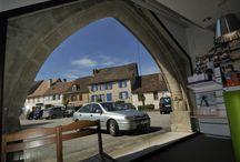 Magnac-Bourg / Magnac-Bourg, village étape, situé dans le Limousin, avec son étang ombragé propice à la détente, son bourg typiquement limousin doté de nombreux commerces, hôtels et restaurants, Magnac-Bourg vous accueille sur la route de vos vacances.