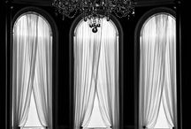 windows and drapes / by Leanne Tammaro