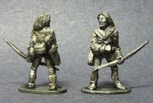 Miniatures : Asgard Preslotta (1979) / Crude & Raw sculpts from that UK Manufacturer from the very beginnings of Dungeons & Dragons.